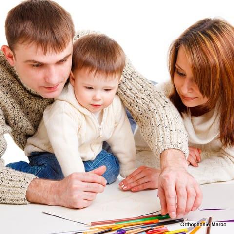 La place des parents dans la prise en charge orthophonique
